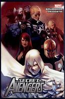 Secret Avengers Mission to Mars Brubaker Trade Paperback Graphic Novel Marvel