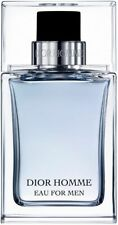 Authentic Dior Homme Eau EDT ( 2 ML / 5 ml)  Spray Free Shipping