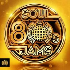 80s SOUL JAMS Ministry Of Sound - Various NEW & SEALED 3X CD FUNK, SOUL, DISCO