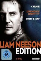 LIAM NEESON EDITION - NEESON,LIAM/MOORE,JULIANNE  3 DVD NEU