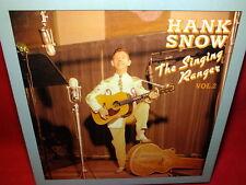 HANK SNOW  The Singing Ranger  Vol. 2   BEAR FAMILY RECORDS  4 CD Box  TOPP *