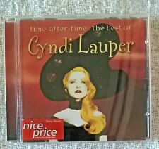 Time After Time (Best) - Cyndi Lauper CD