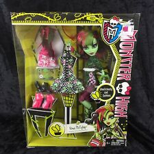 Monster High I Love Heart Fashion Venus McFlytrap Doll Rare & Exclusive NRFB