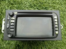 2003-2007 BUICK RENDEZVOUS RADIO CD PLAYER W/NAVIGATION SCREEN OEM SEE PHOTO
