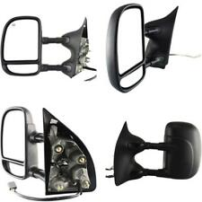 New Left Side Power Heated Mirror For Ford Excursion 01-2005/ Super Duty 99-2007