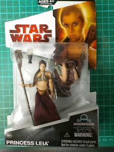 Slave Princess Leia Legacy Collection Star Wars