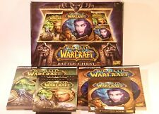 GIOCO PC World Of Warcraft Battle Chest PC CD-ROM Windows XP/VISTA/MAC