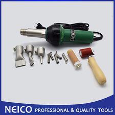 110V Or 230V 1600W CE Hot Air Welding Gun,Plastic Welder,Heat Gun With Nozzles