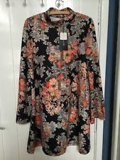 ZARA BNWT join life tunic dress L