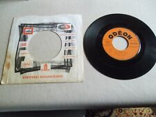 VINYL 45 T LES BEATLES LOVE ME DO ODEON SO 10108