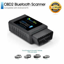 Bluetooth OBD2 OBDII Scanner Car Diagnostic Adapter Tool Code Reader for Torque