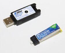 Blade Nano QX 150mAh 1S 3.7V 45C Li-Po Pack w/ Charger