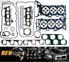 Holden LLT V6 3.6l SIDI VRS Engine Head Gasket Kit Set 08/09 09/10 Gaskets