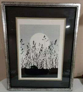 """L. Sacco and R. Ehrlich """"Still Air"""" Numbered Print 96/375 Lithograph"""