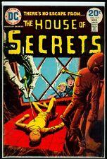 DC Comics The HOUSE Of SECRETS #117 FN 6.0