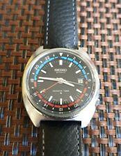 Seiko 6117 6410 GMT Navigator Timer