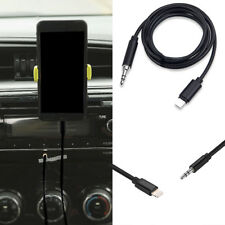 Lightning to 3.5mm Jack to Male Audio AUX Lead Cable for Apple iPhone/X iOS11