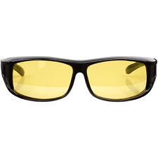 """Sonnenbrille: Überziehbrillen """"Day Vision Pro"""" und """"Night Vision Pro"""", 2er-Set"""