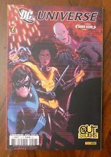 DC Universe Hors-Série n°7 - Oustiders (Panini Comics 2007, DC Comics)