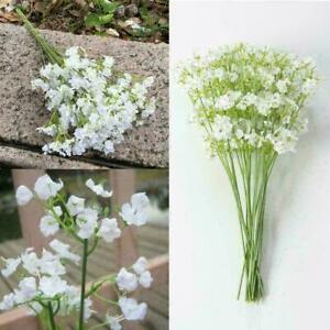 Artificial Baby's Breath Gypsophila Silk Flowers Bouquet Wedding Party Hot M0S5