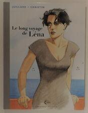 Long Voyage de Lena Juillard Tirage Luxe ed Champaka 400 ex en 2006