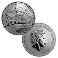 "2017 1 oz .999 Scottsdale mint /""Deathstalker Scorpion/"" medal in Mint Capsule."