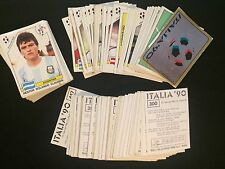 PANINI ITALIA (90,1990) ONLY NEW STICKERS - NUM. 201 - 448 CHOOSE FROM THE LIST