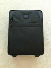 "Tumi Continental Expandable Alpha 2 22"" Carry On 2 Wheeled Luggage - Black (96717-1041)"