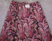 WOMEN Skirt - Size XL- W36-38 X L38. TAG NO. 346P
