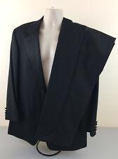 Hugo Boss Tuxedo Men Black 42R 100% Schurwolle Virgin Wool - Very Good Condition