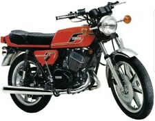 YAMAHA RD400 RD400D 1977 USA DECAL KIT