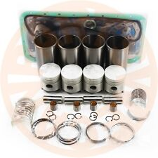 TOYOTA 5FD 2J  ENGINE REBUILD KIT TOYOTA 2J ENGINE FOR 5FD FORKLIFT TRUCK USE