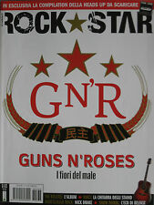 ROCKSTAR 338 2008 Guns N'Roses Sonic Youth Snow Patrol Streets Kid Rock Killers