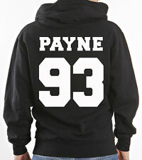 ONE DIRECTION HORAN HARRY STYLES 94 HOODIE SWEAT S-XXL 1D PAYNE NIALL TOMLINSON
