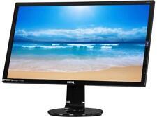 "BenQ GL2460HM Black 24"" TN 2ms (GTG) LCD/LED Monitor, 250 cd/m2 DCR 12,000,000:1"