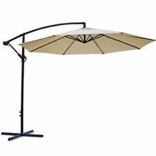 Paraguas en voladizo
