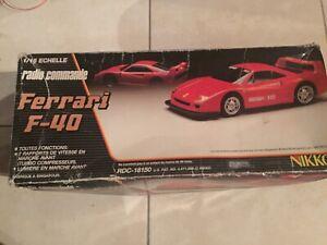 Ferrari F40 Nikko Radiocommandee