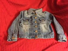 Baby Gap 1969 Denim Jean Jacket 3T