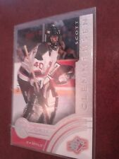 2001-03 SPx Rookie SP 21/999 Scott Clemmensen Card 111