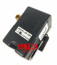 Replacement Air Compressor Pressure Switch, Sunny H1, 1 port, 140-175 PSI, 25Amp