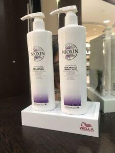 Nioxin Intensive Treatment Therapy Deep Repair Hair Masque 500ml hair Mask DUO