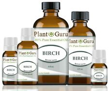 Birch Essential Oil 100% Pure Undiluted Therapeutic Grade