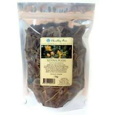 Senna Pods 75g Herbal Tea Dried Herb (no Artificial Colours & Flavours)