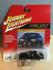 Johnny Lightning Classic Gold Collection 1982 Ford Mustang GT