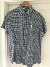 Armani Jeans Short Sleeve Shirt. Excellent Condition. Extra Large.