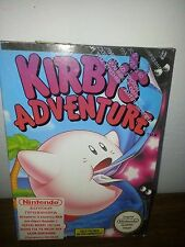 ■■■ Nintendo NES : KIRBY'S ADVENTURE - New & Sealed (PAL) ■■■