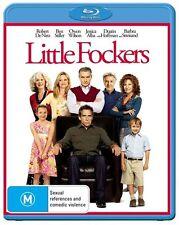 Little Fockers Blu Ray Region B (VG Condition)