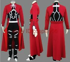 Fate Stay Night Archer Anime Cosplay Costume Custom Any