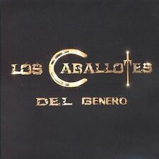 Various Artists : Caballotes Del Genero CD