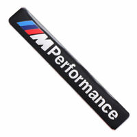 BMW M Sport Black Performance Car Door Interior Sticker Badge Decal Fits All